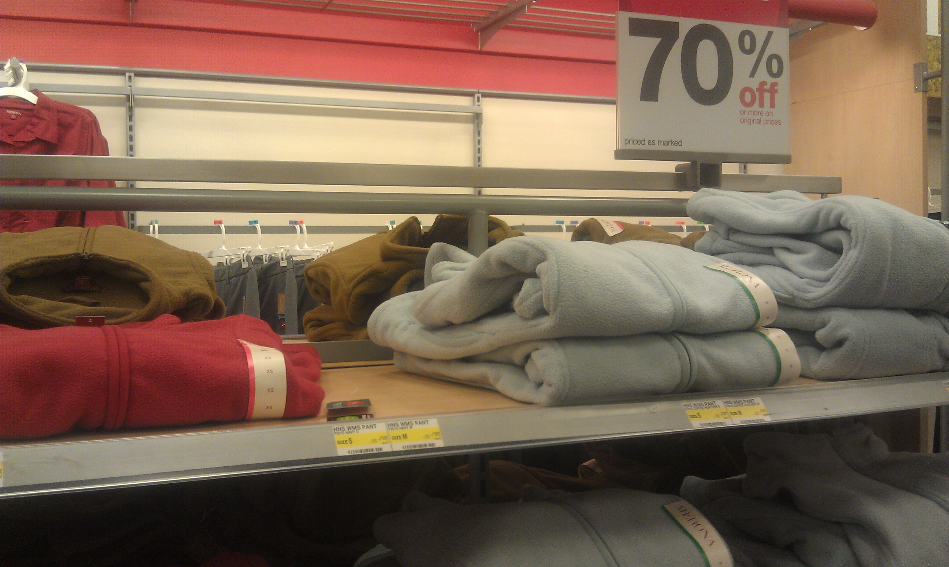 Target: Clothing Clearance = Cheap With Coupons