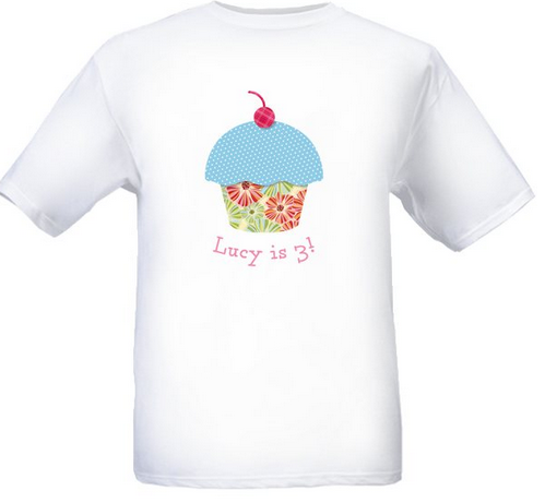 Vistaprint personalized kid s t shirts just 2 the for Vista t shirt printing